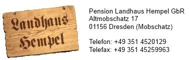 Landhaus Hempel